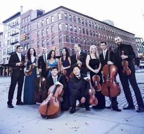 The Manhattan Chamber Players group picture