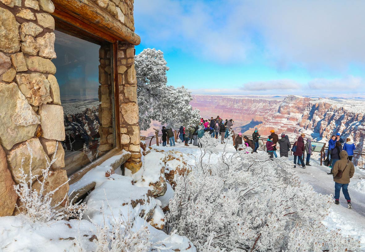 Enjoy museums, art, shopping and more at Desert View.