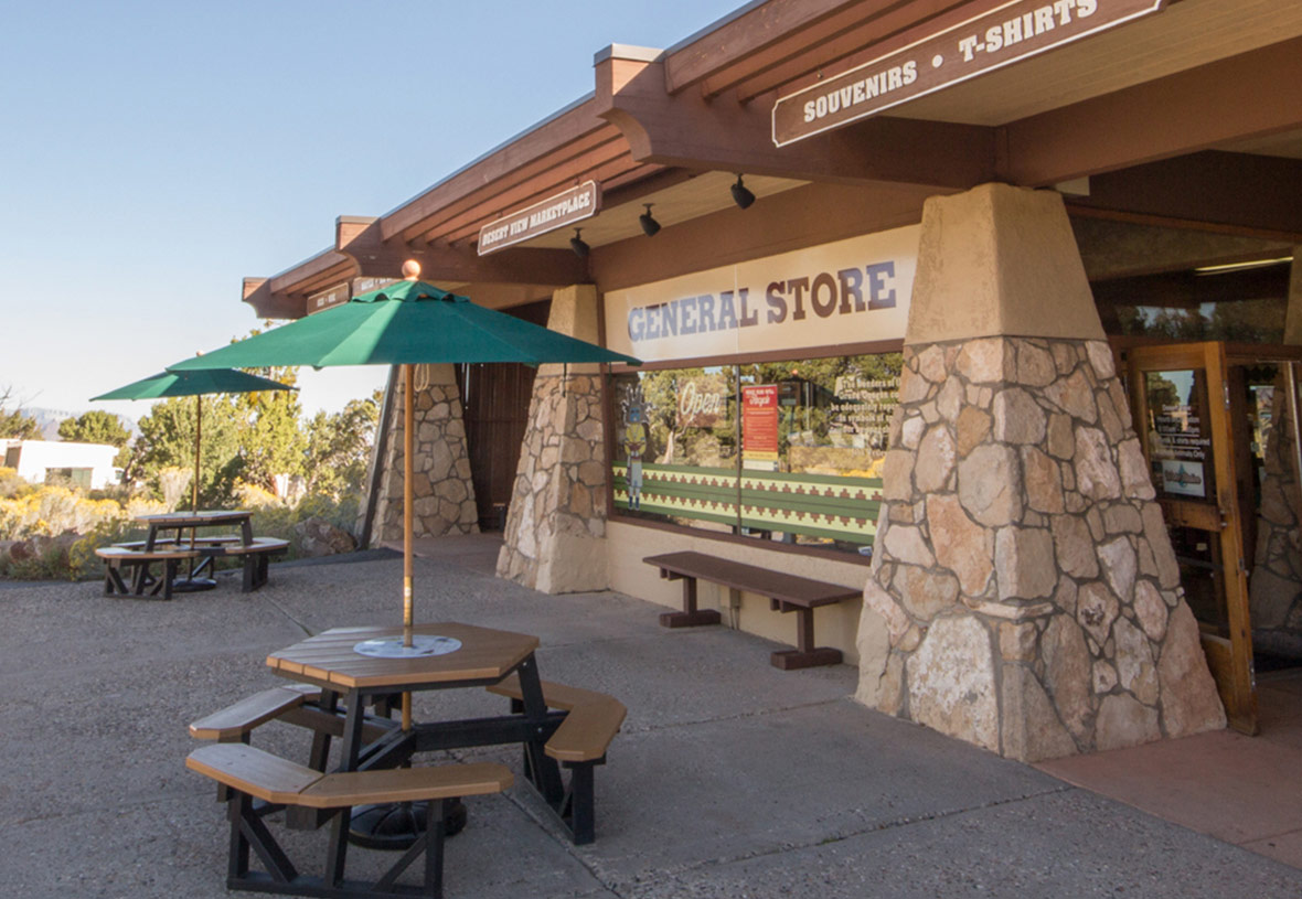 Stopping at Desert View General Store is a Grand Canyon tradition.