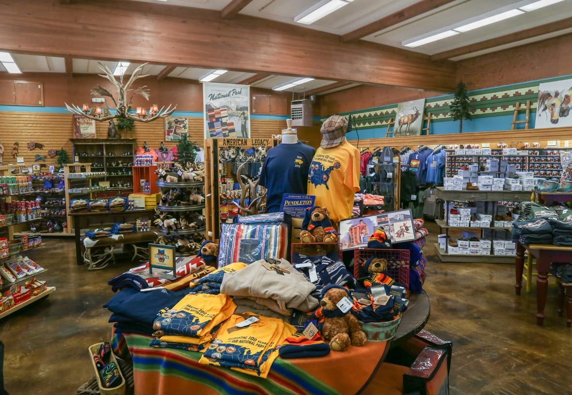 Shop at Desert View for that perfect Grand Canyon souvenir.