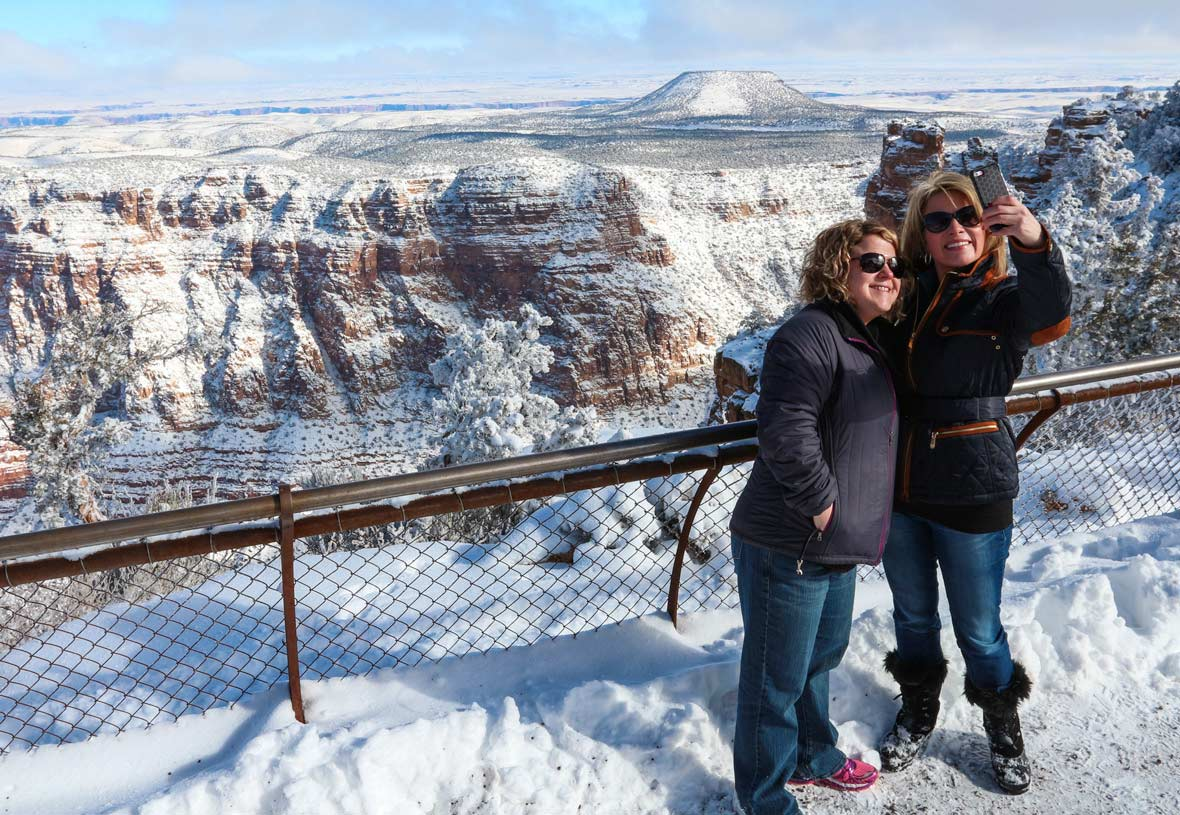 Explore Desert View At The Grand Canyon