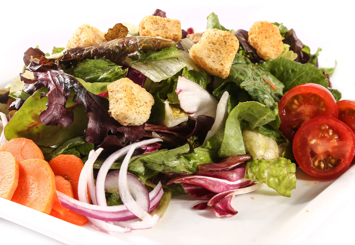 Yavapai Lodge Restaurant Tossed Green Salad