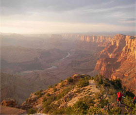 Grand Canyon Scenic Route Itineraries