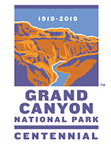 Grand Canyon National Park Centennial logo