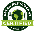Green Restaurant Association Certified Green Restaurant® logo