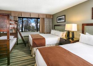 Grand Canyon South Rim Hotel Amp Lodging Yavapai Lodge