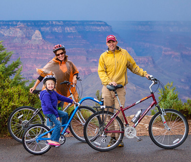 Grand Canyon Biking, Rentals and Tours | Yavapai Lodge