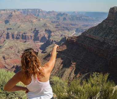 Discover the Grand Canyon South Rim