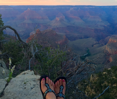 Grand Canyon Scenic Overlook